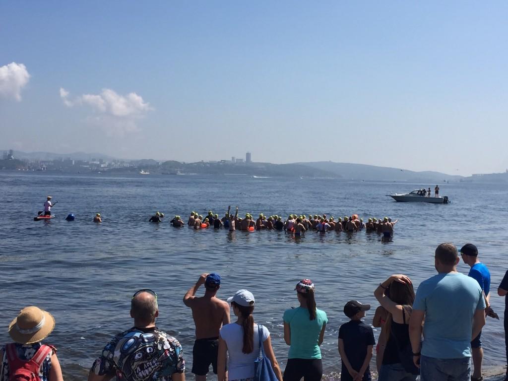 триатлон Владивосток